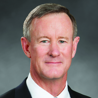 admirał William H.   McRaven