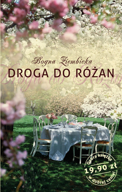 Droga do Różan.
